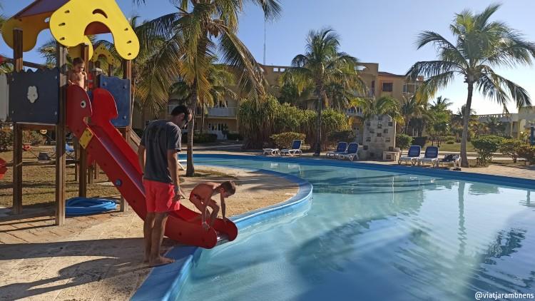 Piscines de l'Hotel Sol Pelicano
