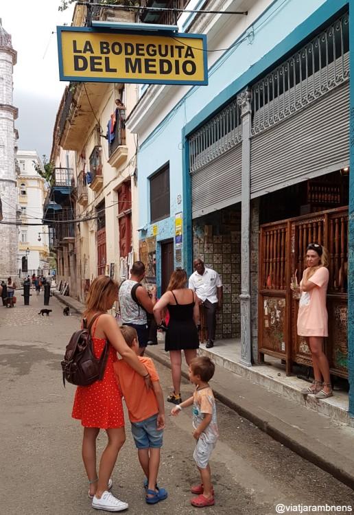 BOdeguita del Medio a l'Habana